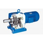 Helical Gear Reducers and Motors